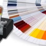 Paleta de Cores RGB ou CMYK para Sublimação