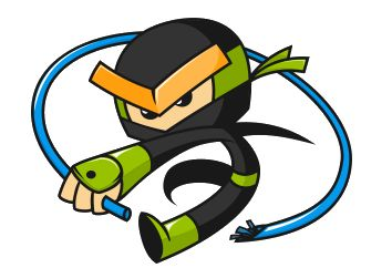 Logotipo Oficial do Blog Ninja da Sublimação