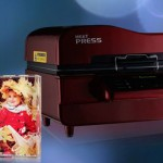 Prensa 3D para Estampar Tecidos