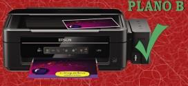 DICA #017 – Impressora para Sublimação, Tenha Sempre um Plano B !