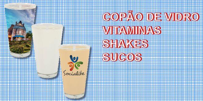 Video #008 – Como Estampar Canecas de Vidro – Copão de Vitamina / Shake 17oz na Mini 3D