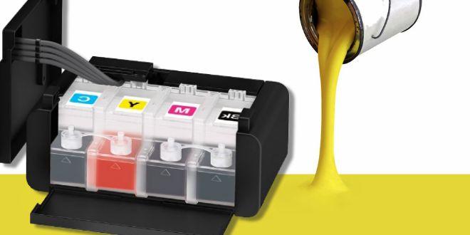 Video #011 – Como Trocar a Tinta Sublimática numa Impressora ECO TANQUE  – Série L