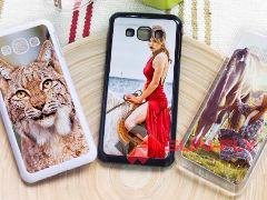 personalizar capinha de celular via Sublimação
