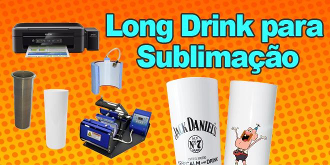 Dica #022 – Sublimação em Long Drink e Prensa de Caneca Padrão