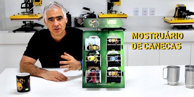Video #021 – Projeto Sublimação – Molduras para Canecas Personalizadas – Venda Mais!