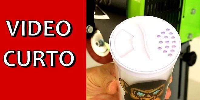 Video Curto #002 – Como Personalizei Um Porta Tempero que pode ser vendido como Presente