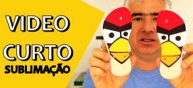 Video #030 – Como Personalizar Chinelos via Sublimação para Trabalhar em Casa e Fazer Renda Extra
