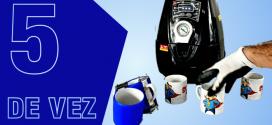 Video #045 – Como Estampar Canecas na Airfryer – 5 DE VEZ ( Canecas Mini )